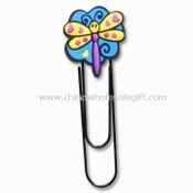 Bookmark or Book/Paper Clip, Different Colors and Designs are Available, Suitable for Gifts images