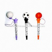 LED Light Pens with Bump Balls images