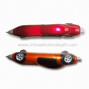 Plastic Pen in Car Design, OEM Orders are Welcome images