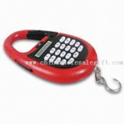 Multifunctional Calculator with Ball Pen and Notepad images