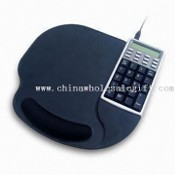 Multifunctional Mouse Pad with USB 2.0 Hub, Keypad and Calculator (4 in 1) images