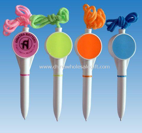 Custom printed Lanyard Promotional rollerball pen