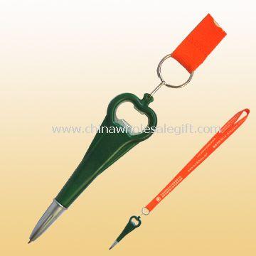 Promotion lanyard Pen