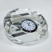 Crystal Card holder with Watch images