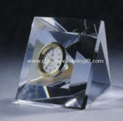 Crystal Cube Diamond Clock images