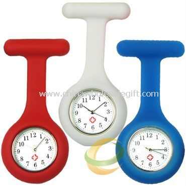 Silicone Nurse Watch
