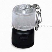 Camping Lanterns with Keychain, Operated by 2 x 3V GR2032 Battery images