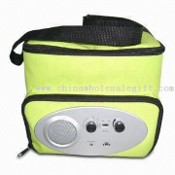 Cooler Bag with AM/FM Radio, Available in Different Designs images