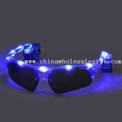Gafas de sol LED parpadeante, diseño perfecto, Apto para Party Items images