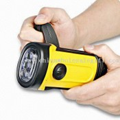 Water-resistant Flashlight, Suitable for Outdoor Use images