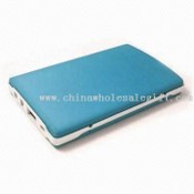 2.5-inch Portable Hard Drive with 80 to 500GB Storage and 5,400rpm Running Speed images