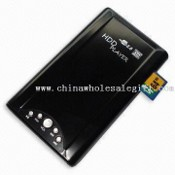 HDD Portable Media Player with NTSC and PAL TV Pattern images