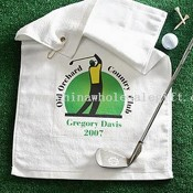 Custom Golf Towel images