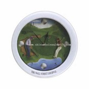 Golf Swing Sports Wall Clock images