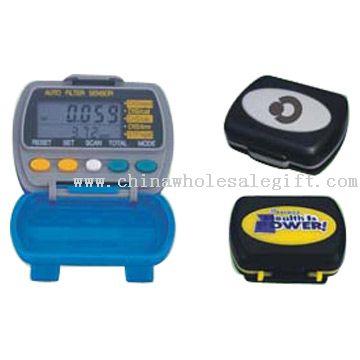 Auto Filter Sensor Pedometer