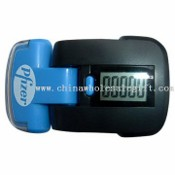 Pedometer with Strong LED Flashlights images
