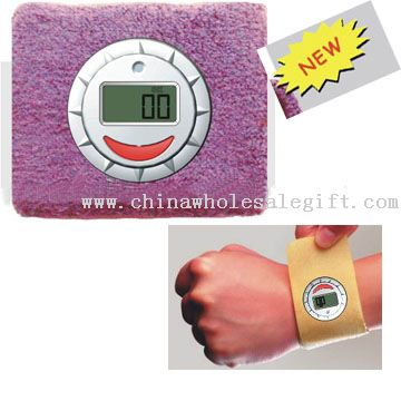 Wrist Supporter Digital UV Meter