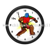Hockey Wall Clock images