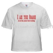 Im the Coach- Red White T-Shirt images