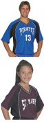 Club Elite Series Tempest Soccer Jersey images