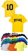 Youth Sports Team T-Shirts images