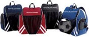 Tri-Color Soccer Ball Backpack images