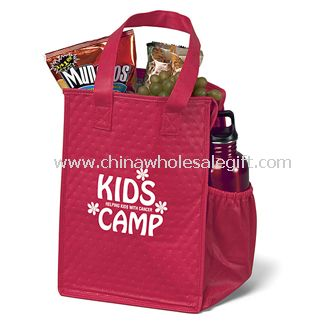Eco friendly insulated Non Woven Cooler Tote Bag