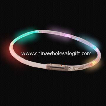 LED Fiber Optical Necklace