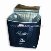 80g/M2 non-woven and 2mm aluminum foil in it Cooler Bag images