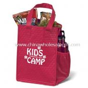 Eco friendly insulated Non Woven Cooler Tote Bag images