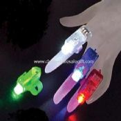 LED Lightup Flashing Finger Light for Party images