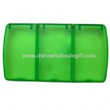 3 compartments Pill Box images
