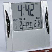 LCD Alarm Clock with Calendar images