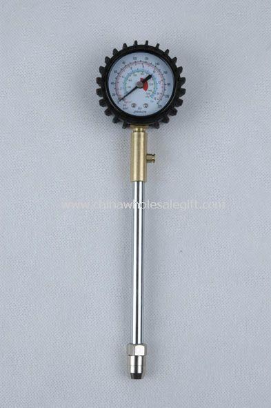 Professional dial tire gauge
