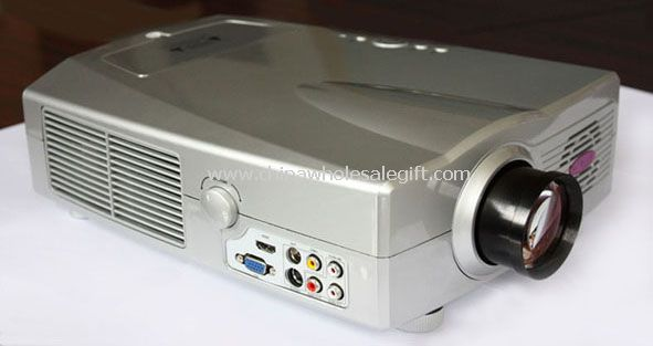Home Theater LCD TV Projector Multimedia Projector