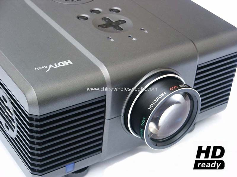LCD Projector TV with HDMI
