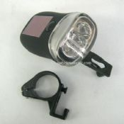 Dynamo & Solar Power Bicycle Lamp images