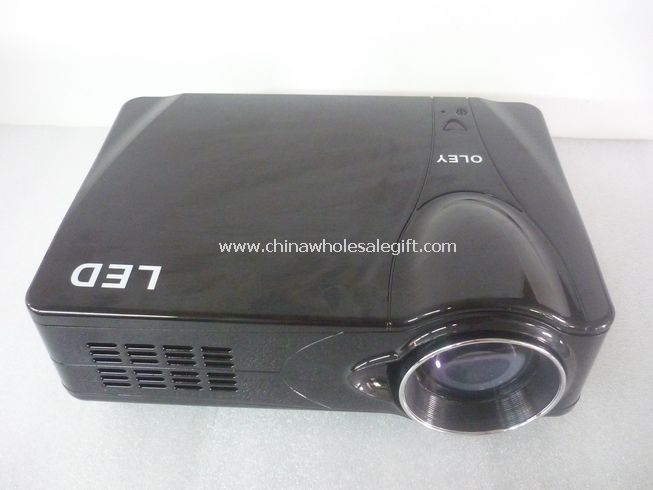 Small HDMI Projector for DVD Wii PC Home Theater