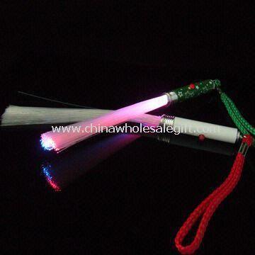 12cm LED Fiber Optic Wand