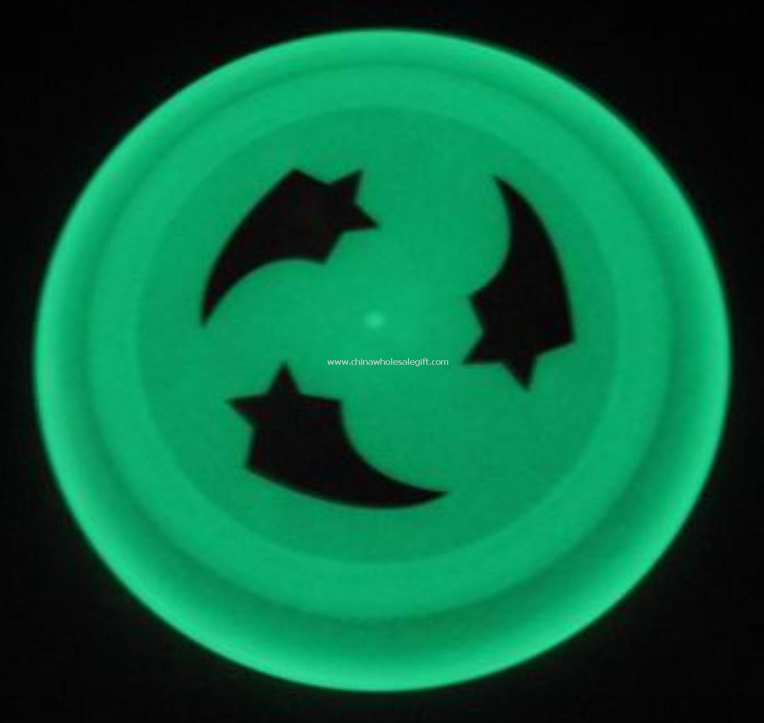 Flashing Frisbee for small kids