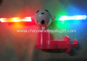 Flashing Windmill With 5 LED Lights