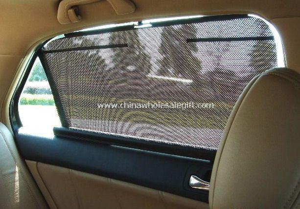 Auto Manual Rear Sunshade