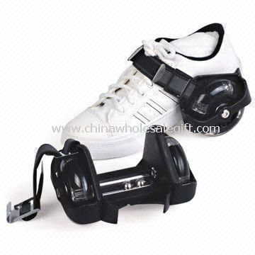 Flashing Roller Shoe with Plastic Bracket and Iron Metal Plate