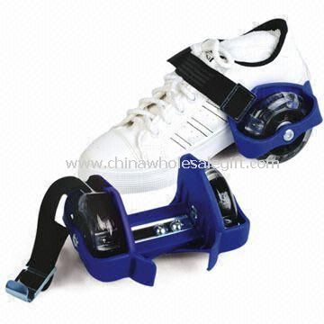 Flashing Roller Shoes with PP Bracket and PVC Wheels China