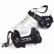 Flashing Roller Shoe with Plastic Bracket and Iron Metal Plate images