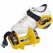 Flashing Roller Shoes with 72 x 24mm PVC Wheel images