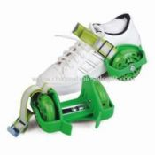 Flashing Roller Shoes with CE Certification and High-speed Carbon Steel ABEC-5 Bearing images