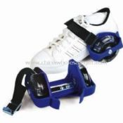 Flashing Roller Shoes with PP Bracket and PVC Wheels images