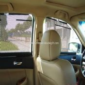 Four Side Car Automatic Auto Sunshade Curtain images