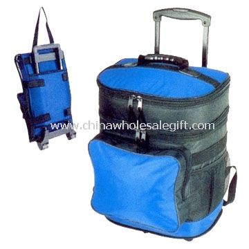 Stylish compact Wheeled Cooler Bag